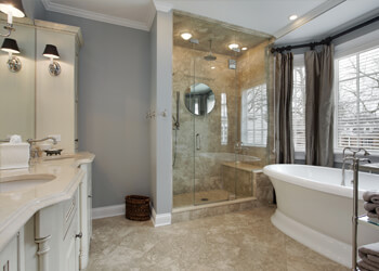 A&J Tile | Bathroom Remodel